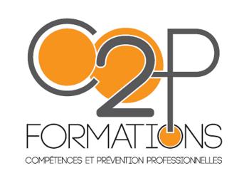 C2P Formations Amiante (logo)